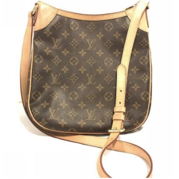f4b2b86bebc Louis Vuitton Handbags - Louis Vuitton Monogram Odeon PM Crossbody Handbag
